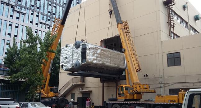 南京设备吊装搬运技巧及仓