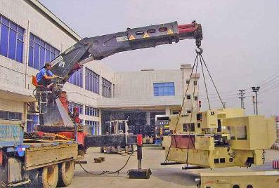 南京江宁设备搬迁起重装卸